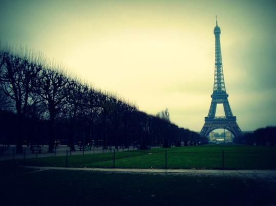Paris Imperfections