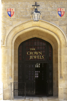 Torre de Londres -  Crown Jewels