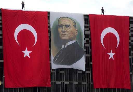 Bandeira turquia3