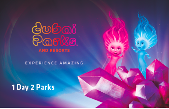 Dubai Parks ticket