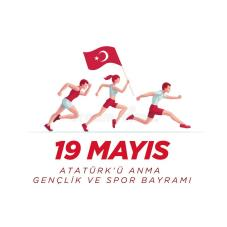 mayis-ataturk-u-anma-genclik-ve-spor-bayrami-greeting-card-design-may-commemoration-youth-sports-day-vector-illustration-114561032